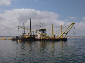 Cutter Suction Dredger 'Conchas'