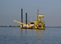 Cutter Suction Rock Dredger