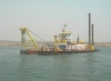 "Cutter Suction Dredger ""Quissanga"""